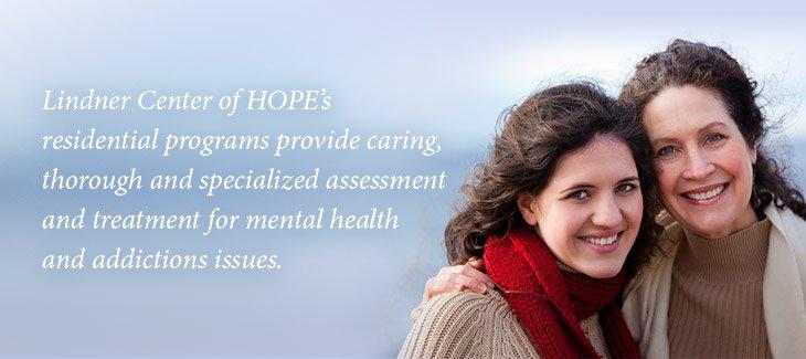 mental health residential programs